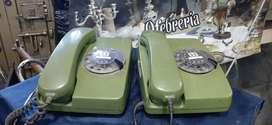 Teléfonos decorativos