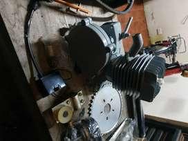 Kit motor bicicleta