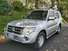 Mitsubishi Montero GLS 2008 Turbo Diesel 2.8 manual
