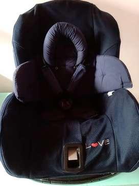 Butaca para bebé de 0 a 25 Kg.