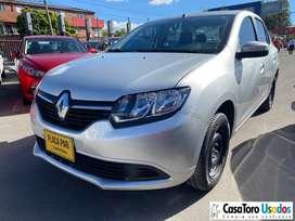 Renault At Logan Expression 1600cc 2019