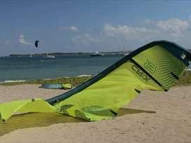 Kite Neilpryde Cr X 7m 2017 con Barra