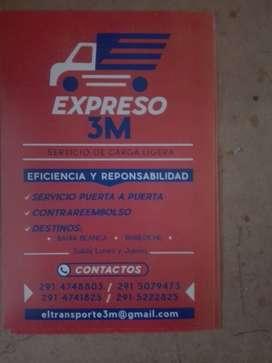 Transporte express.