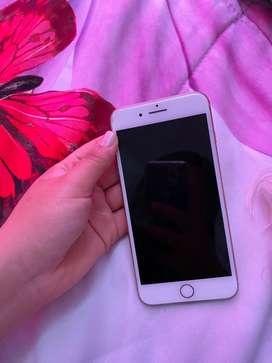Iphone 8 plus de 64GB blanco/dorado