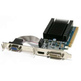 Placa De Video Pci Expres ATI RADEON HD 5400 512mb Hdmi Dvi