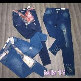 Se venden jeans para dama