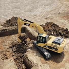 Excavadora Cat 329 DL