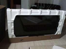 Se venden televisor con pocos días de uso