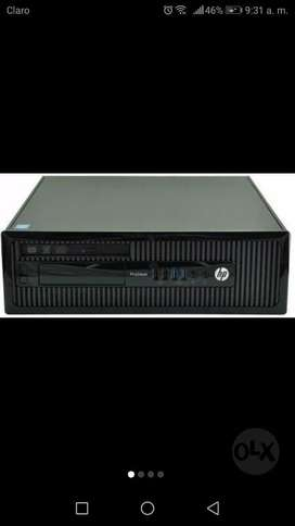 Hp Prodesk 400 Core I3 Impresora Hp Wif