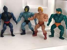 Coleccion Amos del Universo 1981 Mattel