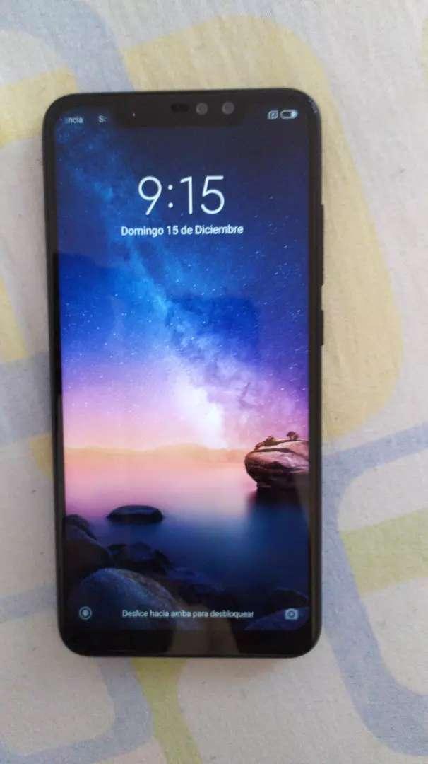 Xiaomi redmi 6 note pro 0