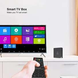 Convertidor Smart Tv 32gb 4k Tv Box