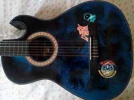 Guitarra acústica excelente estado