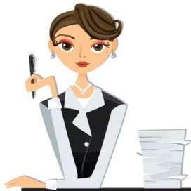 Se dama para asesora de ventas