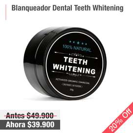 Blanqueador Dental Teeth Whitening