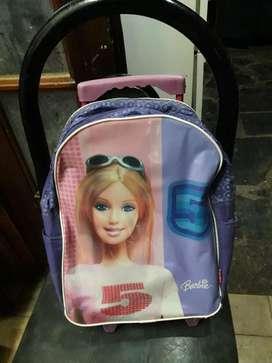Mochila Carrito Barbie