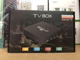 SUPER PROMO! CONVERTIDOR SMART TV BOX CON 2 DE RAM Y 16GB. DOMICILIO GRATIS