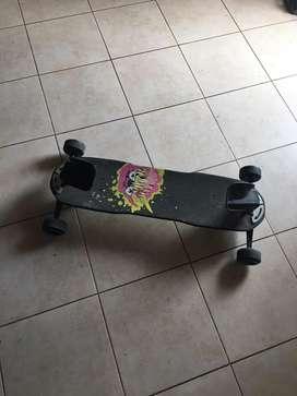 Skate-Freebord  villa Allende
