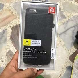 Forro Cargador iPhone 6 Plus/6s