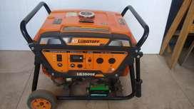 Generador portatil Lusqtoff LG3500Ex 3500 220v
