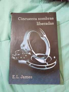 Cincuenta sombras liberadas - E.L.James
