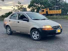 Chevrolet Aveo Family 2012 STD 1.5 4P 4X2 TM (negociable)