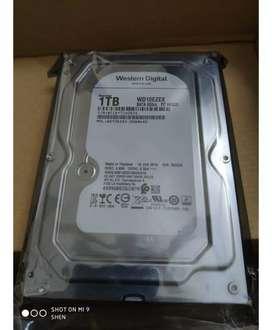 Disco duro interno nuevo 1TB Western Digital WD10ezex 2019