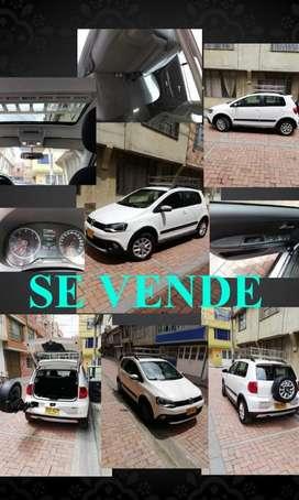 Se Vende Crossfox Hatch Back Modelo2014