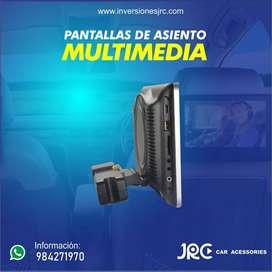 PANTALLA DE CABECERA DE 10 PULGADAS