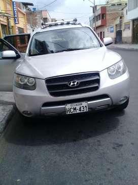 Vendo Hyundai Santa Fe 2008