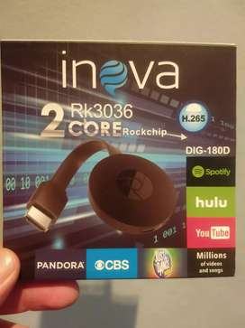 Convertidor Smart tv. inova core 2