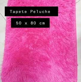TAPETES PELUCHE