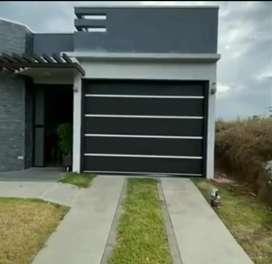 Dale un toque de elegancia a tu casa con un Portón electrico