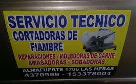 SERVICIO TECNICO DE CORTADORAS DE FIAMBRES!!
