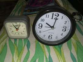 Relojes mesa de luz