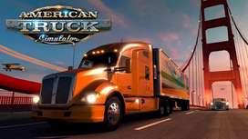 Vendo JUEGO American Truck Simulator para PC Físico