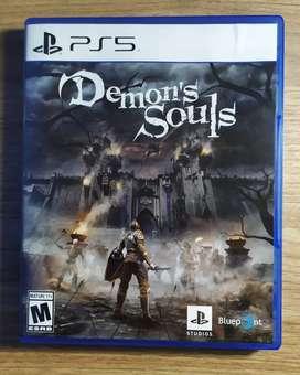 Demon's Souls PlayStation 5 Físico