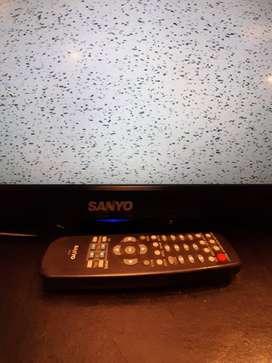 Led Tv 32  Sanyo Lcd32xhgb Usado. Leer Descripcion