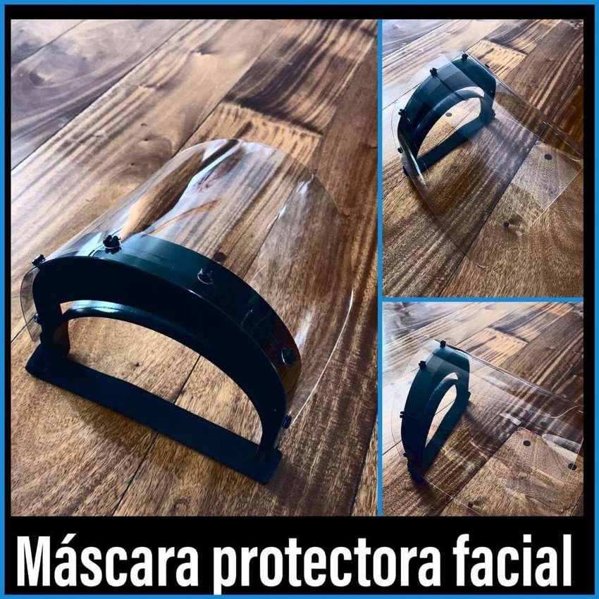Mascara protectora facial 0