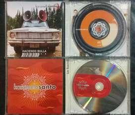 Karamelo Santo CD.