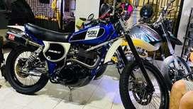 Yamaha Xt 500 Mod 78