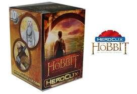 Cajas con Figuras HeroClix El Hobbit Un Viaje Inesperado.