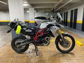 MOTO BMW F800GS TROPHY / 7.602KM / 799cc