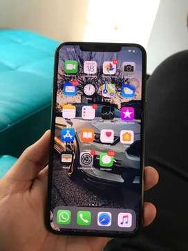Iphone Xs Max leve fisura