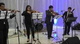 Músicos para matrimonio, Grupo de cuerdas y cantantes para misas, bodas y recepciones., r
