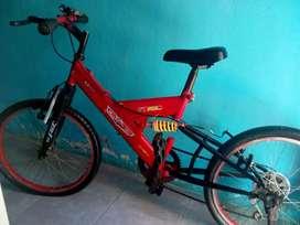 Vendo bicicletas urgente