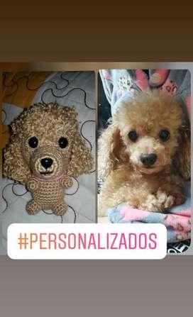 Tus mascotas tejidas en crochet!