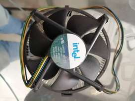Vendo Ventilador Intel 12 Voltios usado