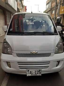 Camioneta  n300 pasajeros 2013