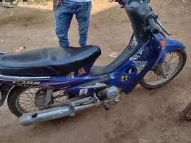 Vendo moto honda c100